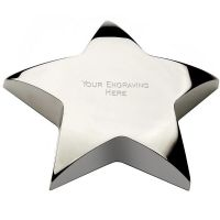 Empire4 Paperweight Silver</br>KT034